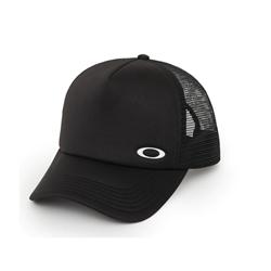 Image: OAKLEY FLIP TRUCKER CAP BLACKOUT UNIVERSAL