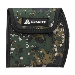 Image: GRANITE DESIGN PITA PEDAL COVER LARGE GREEN CAMO