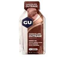 Image: GU ENERGY GEL CHOC OUTRAGE