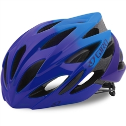 Image: GIRO SONNET HELMET LADIES PURPLE / BLUE SMALL