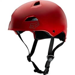 Image: FOX HEAD FLIGHT SPORT HELMET RED LARGE