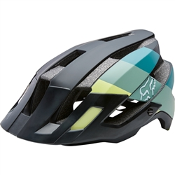 Image: FOX HEAD FLUX 2.0 HELMET DRAFTER BLACK XS/S
