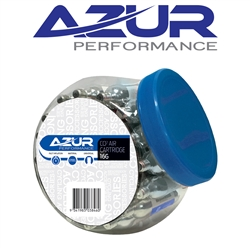 Image: AZUR CO2 CARTRIDGE 16G SINGLE