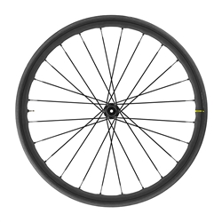 Image: MAVIC KSYRIUM ELITE UST DISC BRAKE FRONT WHEEL
