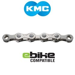 Image: KMC E10 E-BIKE CHAIN SILVER