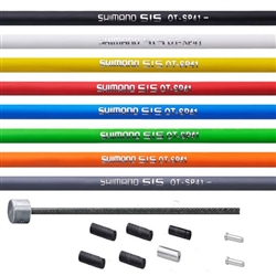 Image: SHIMANO 105 ST-R7000 SHIFT CABLE SET OPTISLICK BLACK