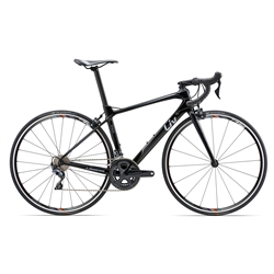 Image: LIV LANGMA ADVANCED 1 2018 BLACK MEDIUM
