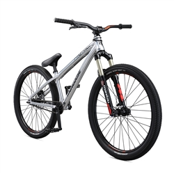 Image: MONGOOSE FIREBALL SS 2020 SILVER ONE SIZE