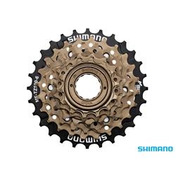 Image: SHIMANO MF-TZ500 MULTI FREEWHEEL 14-28