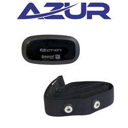 Image: AZUR HEART RATE SENSOR BLUETOOTH/ANT+