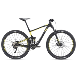 Image: GIANT ANTHEM 29ER 3 2019 BLACK LARGE