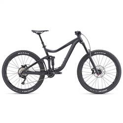 Image: GIANT REIGN 2 2019 METALLIC BLACK MEDIUM