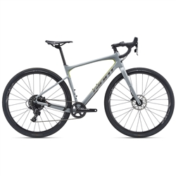 Image: GIANT REVOLT ADVANCED 1 2019 GREY LARGE