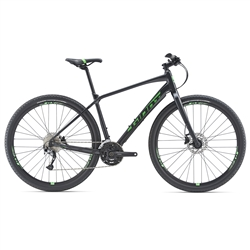 Image: GIANT TOUGHROAD SLR 2 2019 METALLIC BLACK LARGE