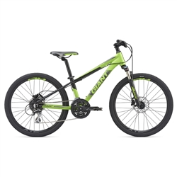 Image: GIANT XTC SL JR 24 2019 APPLE GREEN