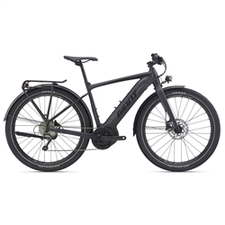 Image: GIANT FASTROAD E+ EX PRO 2020 BLACK MEDIUM