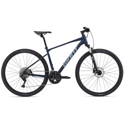 Image: GIANT ROAM 1 DISC 2021 METALLIC NAVY MEDIUM
