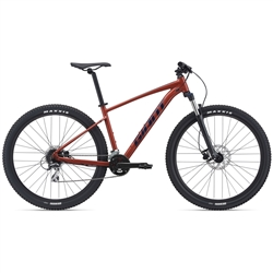 Image: GIANT TALON 27.5 2 2021 RED CLAY XSMALL
