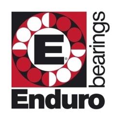 Image: ENDURO BEARINGS HEADSET BEARING 1.5 INCH 52MM X 40MM X 6.5 MM 36X45 STAINLESS