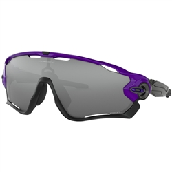 Image: OAKLEY JAWBREAKER ELECTRIC PURPLE - PRIZM BLACK