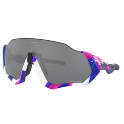 Image: OAKLEY FLIGHT JACKET KOKORO -PRIZM BLACK