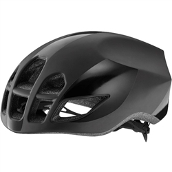 Image: GIANT PURSUIT HELMET MATTE BLACK MEDIUM
