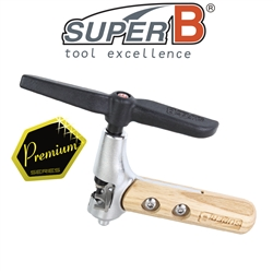 Image: SUPER B SUPERB CHAIN RIVET EXTRACTOR FITS MOST SINGLE SPD TO 11 SPD