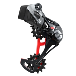 Image: SRAM XO1 EAGLE AXS REAR DERAILLEUR 52T NO BATTERY NO CHARGER RED
