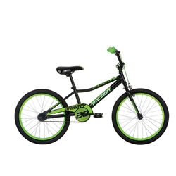 Image: RALEIGH GRAVITY BOYS 20 INCH BOYS 2019 BLACK / GREEN
