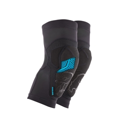 Image: CHROMAG RIFT KNEE GUARDS BLACK LARGE