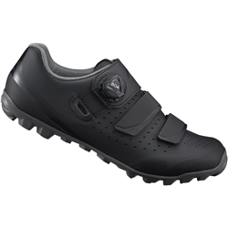 Image: SHIMANO SH-ME400 MTB SHOES WOMENS BLACK 39