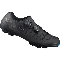 Image: SHIMANO SH-XC701 MTB SHOES BLACK 46