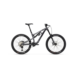 Image: ROCKY MOUNTAIN SLAYER ALLOY 50 27.5 C2 2020 TOUCH OF GREY / GLOSS BLACK SMALL