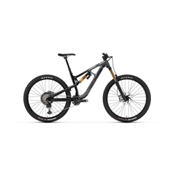 Image: ROCKY MOUNTAIN SLAYER CARBON 90 29 C2 2020 GLOSS BLACK / TOUCH OF GREY MEDIUM