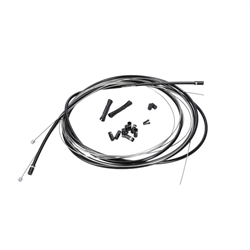 Image: SRAM SLICK WIRE SHIFT CABLE KIT ROAD AND MTB BLACK