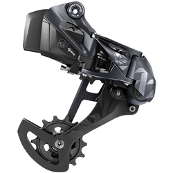Image: SRAM XX1 EAGLE AXS REAR DERAILLEUR NO BATTERY OR CHARGER BLACK
