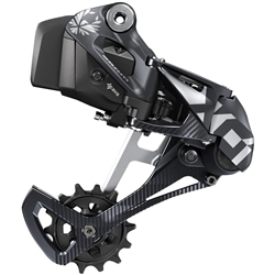 Image: SRAM XO1 EAGLE AXS REAR DERAILLEUR NO BATTERY OR CHARGER BLACK