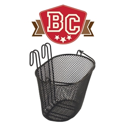 Image: BC SMALL WIRE FRONT BASKET