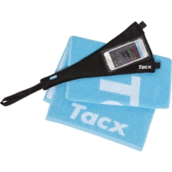 Image: TACX SWEAT SET TOWEL & PHONE COVER