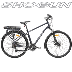 Image: SHOGUN SB200 MENS E-BIKE 18 INCH