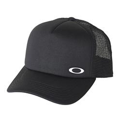 Image: OAKLEY FLIP TRUCKER CAP JET BLACK