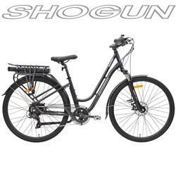 Image: SHOGUN SB200 UNISEX E-BIKE 18 INCH STEP THROUGH