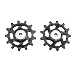 Image: SHIMANO XTR RD-M9100 TENSION & GUIDE PULLEY SET