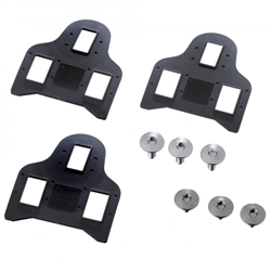 Image: SHIMANO SM-SH20 SPD-SL CLEAT SPACERS W/FIXING BOLT SET