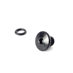 Image: SHIMANO BLEED SCREW CAP M5X4.5 & O-RING