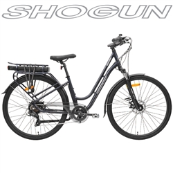 Image: SHOGUN SB200 UNISEX E-BIKE 16 INCH STEP THROUGH
