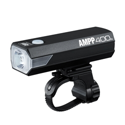 Image: CATEYE AMPP 400 EL084RC FRONT LIGHT BLACK