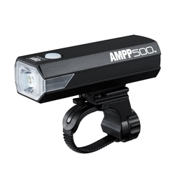Image: CATEYE AMPP 500 EL085RC FRONT LIGHT BLACK