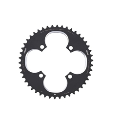 Image: BBB ROUNDABOUT 4 BCR-04 CHAINRING BLACK