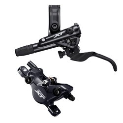 Image: SHIMANO XT RACE BR-M8100 WITH BL-M8100 DISC BRAKE